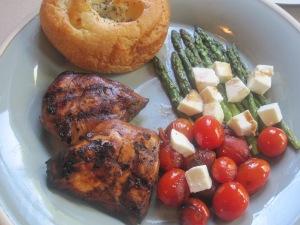 Balsamic Lovers Summer Dinner