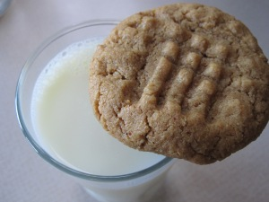 Mmm... milk and cookies!