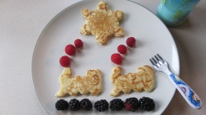 Could this breakfast be any cuter?!
