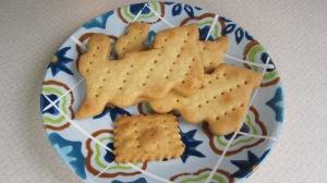 Chugga, Chugga, Cheese Crackers!